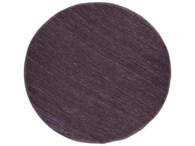 Chandra Arlene Purple Round Area Rug CDARL29904ROU
