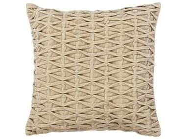 Chandra Beige Pillow CDCUS28021