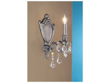 Classic Lighting Corporation Chateau Imperial Wall Sconce C857381AGPCP