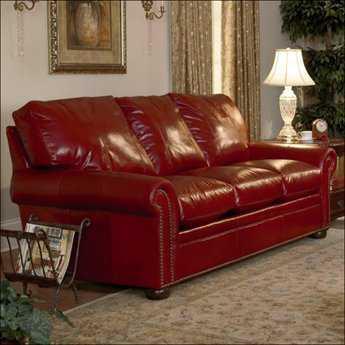Classic Leather Easton Sleeper Sofa CL111513SLP