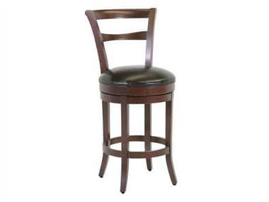 Classic Leather Parker Bar Stool CL7673ASB