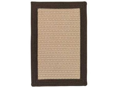 Colonial Mills Bayswater Brown Rectangular Area Rug CIBY03RGREC
