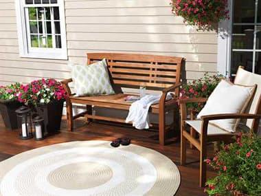 Colonial Mills Crescent Linen Area Rug CINT81RGROU