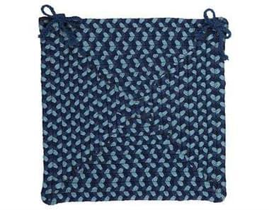 Colonial Mills Montego Blue Burst Chair Pad CIMG59CPD