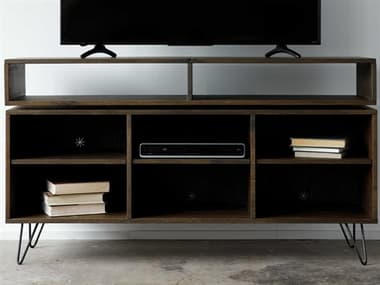 Conrad Grebel Foundry-39 60''W x 16''D Rectangular Sullivan TV Console CDGTVSU60