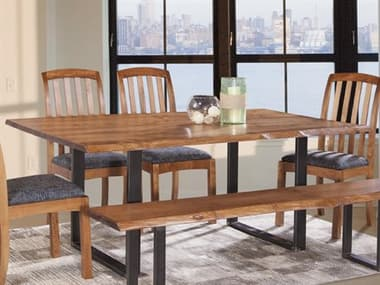 Conrad Grebel Aspen 72'' Wide Rectangular Dining Table CDG2472RF