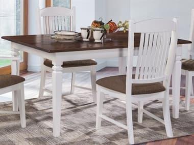 Conrad Grebel Huntington 84'' Wide Rectangular Dining Table CDG8442TRF