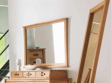 Copeland Furniture Berkeley 52''W x 34''H Rectangular Wall Mirror CF5BER21
