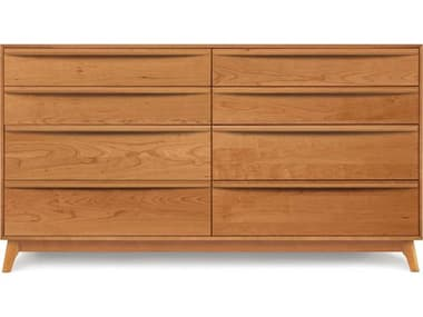 Copeland Furniture Catalina Eight-Drawers Double Dresser CF2CAL80