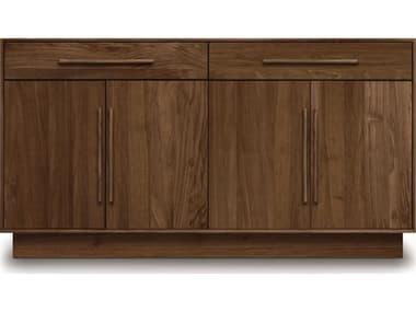 Copeland Furniture Moduluxe 66''L x 18''W Rectangular Buffet CF4MOD60