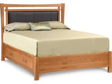Copeland Furniture Monterey Platform Bed with Storage CF1MON23STOR