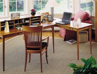 Copeland Furniture Sarah L-Shaped Desk Home Office Set CF3SAR11SET