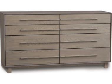 Copeland Furniture Sloane Eight-Drawer Double Dresser CF2SLO80