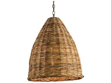 Currey & Company Basket Pendant Light CY9845
