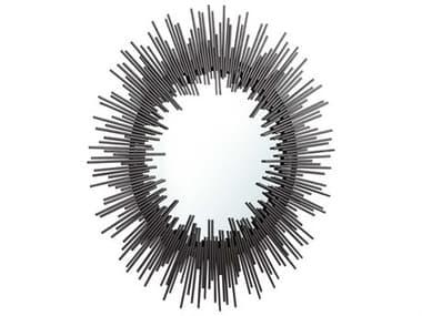 Cyan Design Aurora 36 x 36 Graphite Wall Mirror C305240