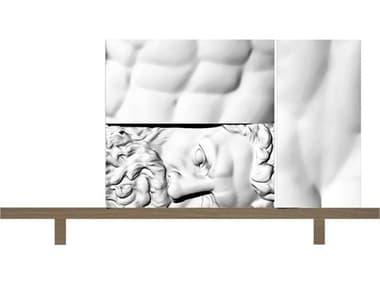 Driade Ercole E Afrodite 80.7'' x 23.6'' Composition 6 Cabinet DRHERCOLECABINET6