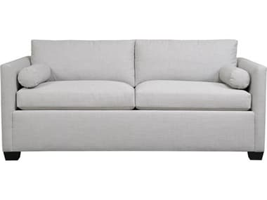 Duralee Yucca Valley Boxed Back Queen Sleeper Sofa with Two Bolsters DRL105275Q