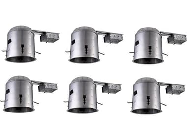 Elitco by Elegant Lighting Silver 13'' Wide Recessed Housing EGICAT5RE266PK