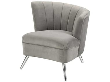 Elk Home Grey Left Facing Accent Chair EK1204108