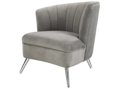 Elk Home Grey Right Facing Accent Chair EK1204109