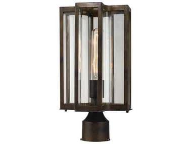 Elk Lighting Bianca Hazelnut Bronze Outdoor Post Lantern EK451481