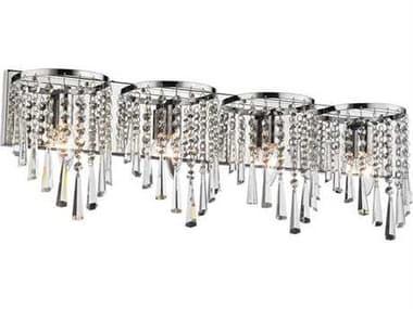 Elk Lighting Jariah Polished Chrome Four-Light Vanity Light EK452734