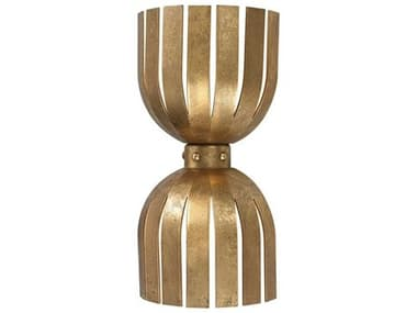 Elk Lighting Antique Gold Two-Light Wall Sconce EK114141