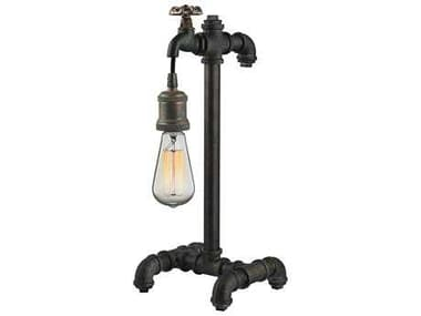 Elk Lighting Jonas Multi-Tone Weathered Table Lamp EK142841
