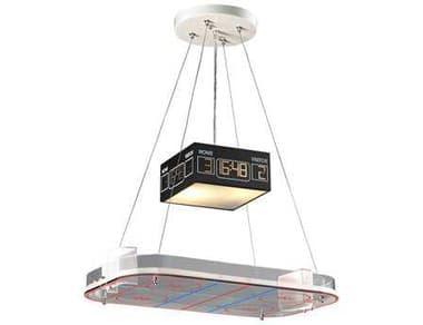 Elk Lighting Novelty Two-Light 22'' Wide Hockey Island Light EK51382