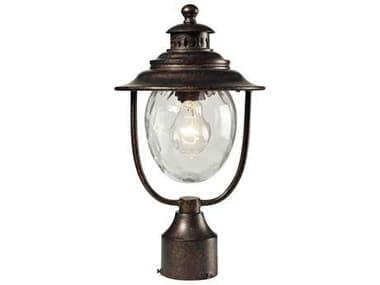 Elk Lighting Searsport Regal Bronze Outdoor Post Light EK450321