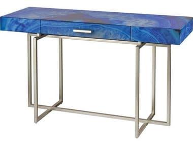 Elk Home Blue / Silver Secretary Desk EK1114369