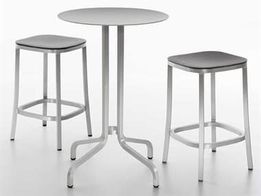 Emeco 1 Inch By Jasper Morrison Modern Bar Dining Room Set EME1INCHBTRD30SET