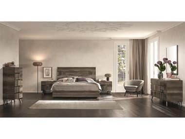Essentials for Living Vivente Modern Platform Bed Bedroom Set ESL2161VOAKSET2