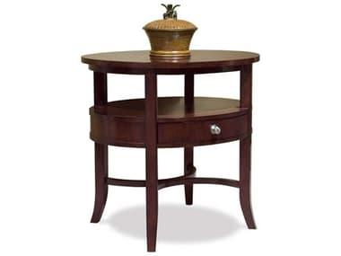 Fairfield Chair Manhattan 26'' Wide Oval End Table FFC812047