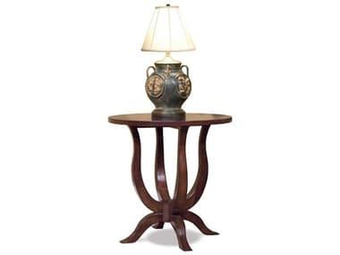 Fairfield Chair Manhattan 26'' Wide Round End Table FFC812090