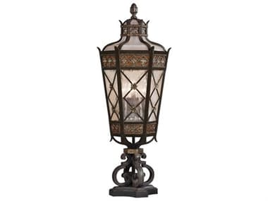 Fine Art Lamps Chateau Outdoor 403983ST Five-Light Outdoor Post Light FA403983ST
