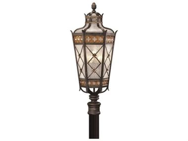 Fine Art Lamps Chateau Outdoor 541680ST Five-Light Outdoor Post Light FA541680ST