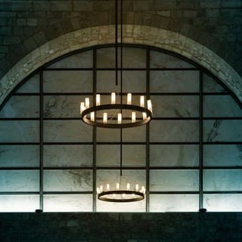Fontana Arte 14-Lights 35'' Wide Grand Chandelier FONUL5491