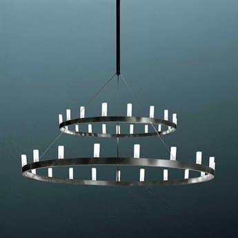 Fontana Arte 33-Lights 59'' Wide Grand Chandelier FONUL54913