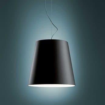 Fontana Arte Amax Black Pendant Light FONUL5444NBI