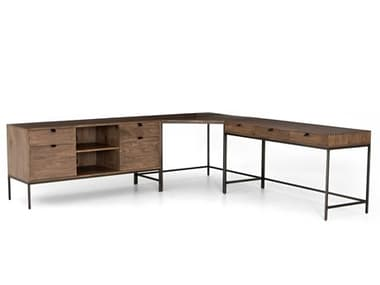 Four Hands Fulton Home Office Set FSUFUL039