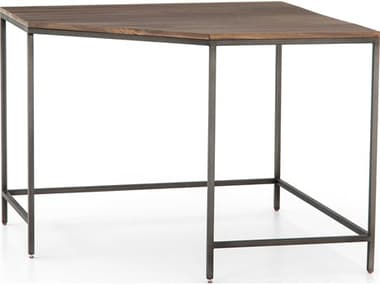 Four Hands Fulton Natural Iron / Auburn Poplar Desk FSUFUL036