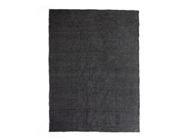 Four Hands Willow Heathered Charcoal Rectangular Area Rug FSIWIL452