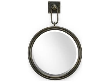 Frederick Cooper Bronze / Plain Clear Wall Mirror FDC296035