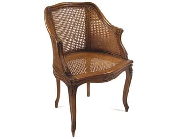 French Market Collection Inessa Brown Accent Chair FMCCH19BR6