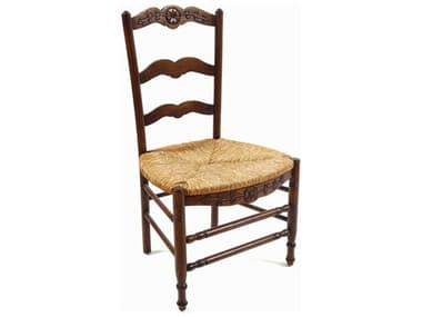 French Market Collection Provence Brown Side Dining Chair FMCCH7SBR2