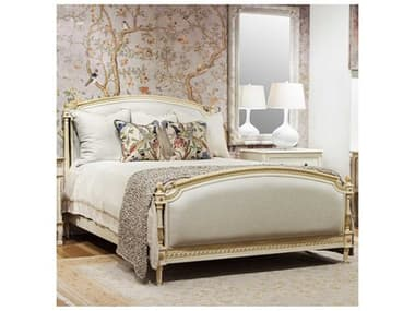 French Market Collection Roosevelt Queen Panel Bed FMCBED3QCR33GML003