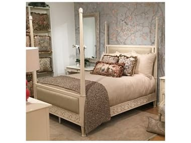 French Market Collection Monica Queen Poster Bed FMCBED211QCRCR12