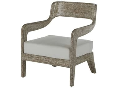Gabby Home White Turnsole / Iron Raya Accent Chair GASCH165100