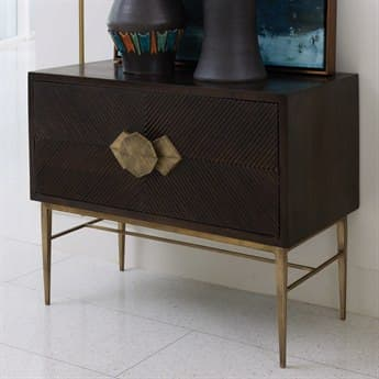 Global Views Galapagos Two Drawer Chest GV992359